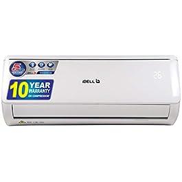 IBELL 1 Ton 3 Star Inverter CU+ Copper, R32 Gas Split Air Conditioner (White)