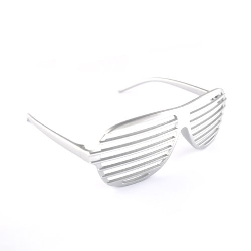 Shutter Shades ® / Novelty Fun Shades Colour: - West With Glasses Kanye