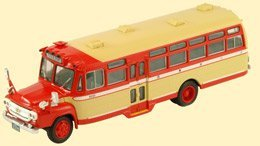 Model Train HO-Scale - The Bus Collection 80 [HB008] Isuzu BXD50 Nishi-Tokyo Bus (Yuyake Koyake) (Model Train) (japan import)