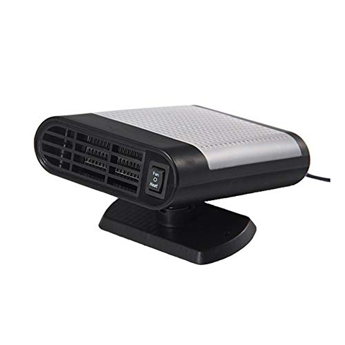 Liuxi Portable 12V Car Defroster Heater Car Windshield Defogger Heater: