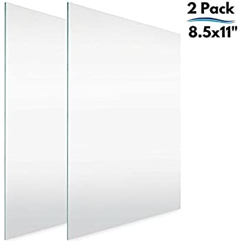 Amazon.com - Icona Bay 8.5x11 Letter Size Frame Glass Replacement ...