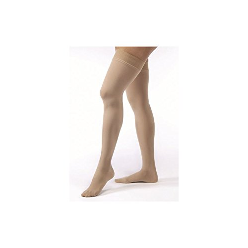 Jobst Opaque Thigh-Hi 20-30 Silky Beige XL by JOBST