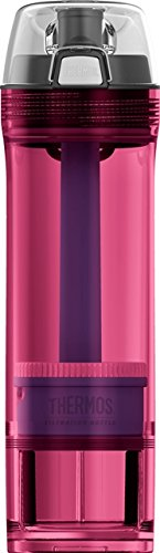 Thermos NSF/ANSI 53 Certified 22 Ounce Tritan Water Filtration Bottle, ()