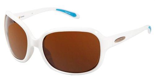 Columbia Sunglasses Pearl Lake SEA Salt/aqua Blue C03 Smoke Lens Prescription Glasses Injected Designer Frame 100% Authentic - Designer Sunglasses Authentic