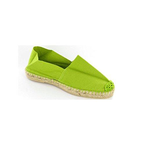 La casa de la Alpargata Espadrilles Hombre Verde 42, (Anis), 40: Amazon.es: Zapatos y complementos
