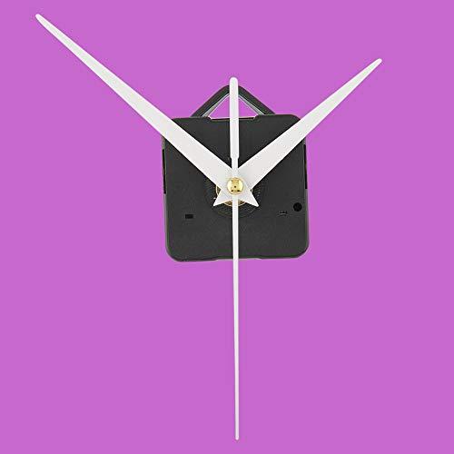 - Clock Movement - Quartz Useful Clock Movement Mechanism Diy Repair Parts 3pcs White Hands Hour Minute Second Hand - Hand Face Straight High Quartz Spindle Nuts Torque Automatic Holder Small
