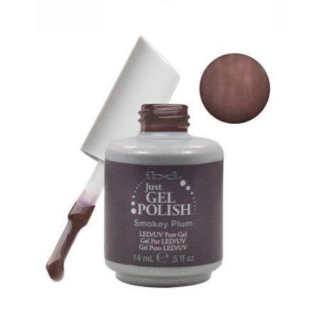 Ibd Just Gel Polish 'Smokey Plum #56505' New Color Body Care