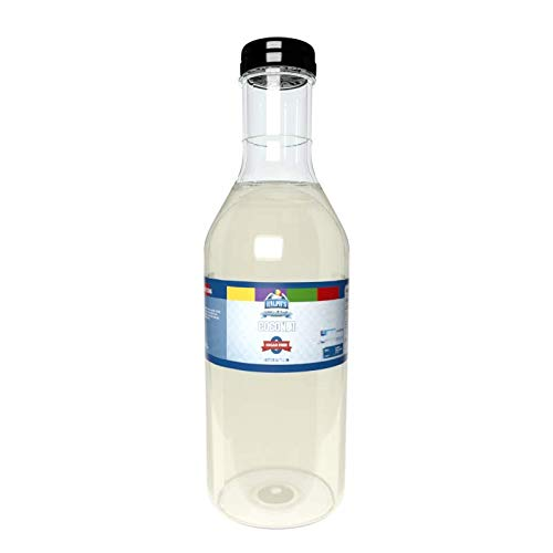 Ralph's Sugar Free Coconut Snow Cone Syrup | 32oz (Quart) | Zero Calorie Zero Carb | Easy Pour & Store Flip Cap Included (Pre-Attached)