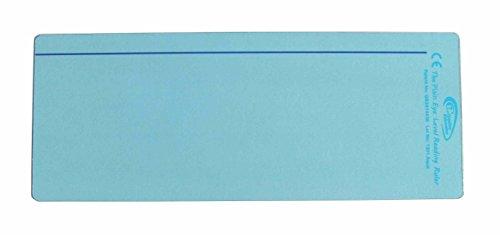 Reading Rulers Plain Window - pk of 5 - Aqua