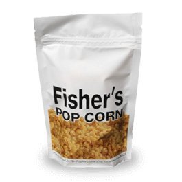 Fishers 50 Pack Caramel Popcorn 2 ounce bags