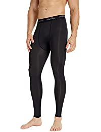 COOLOMG Men's Compression Pants Running Sports Tights Leggings 20 Color/Patterns
