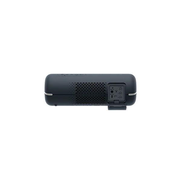 Sony SRS-XB22 Enceinte Portable Bluetooth Extra Bass Waterproof avec Lumières - Noir 5