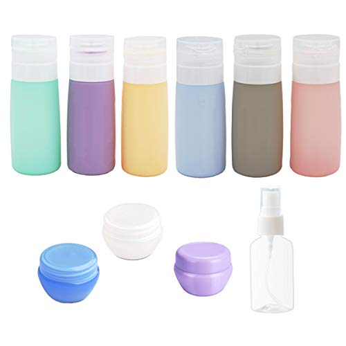 Leakproof Silicone Refillable Containers Squeezable product image