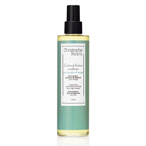 (Purifying Hair Finish Lotion with Sage Vinegar 200 ml by Christophe Robin)
