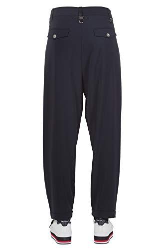 estate 2019 Pantalons Pant S01296 Noir Couleur Femme 19301 Primavera High 8A7qxz1wz