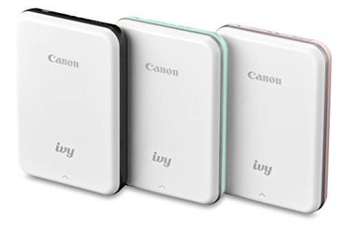 Canon IVY Mobile Mini Photo Printer through Bluetooth(R), Rose Gold by Canon (Image #10)