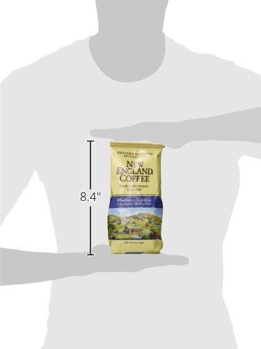 New England Coffee Blueberry Cobbler, Medium Roast Ground Coffee, 11 Ounce Bag by New England Coffee (Image #12)