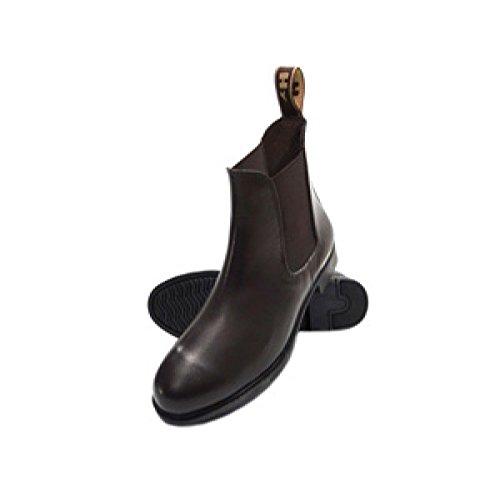 HyFOOTWEAR Durham Jodhpur-Boots: Schwarz: 3