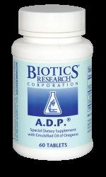 Biotics Research A.D.P. Digestive Formula -- 60 Tablets