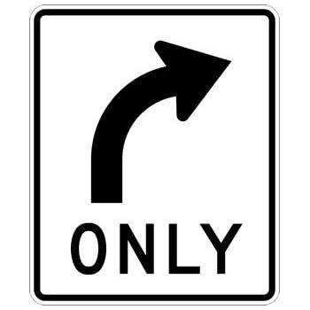 R3 2 Sign >> 18 Square Smartsign Mutcd R3 2 3m Engineer Grade