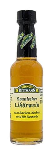 Feinkost Dittmann Spanischer Likörwein Flasche, 5er Pack (5 x 100 ml)