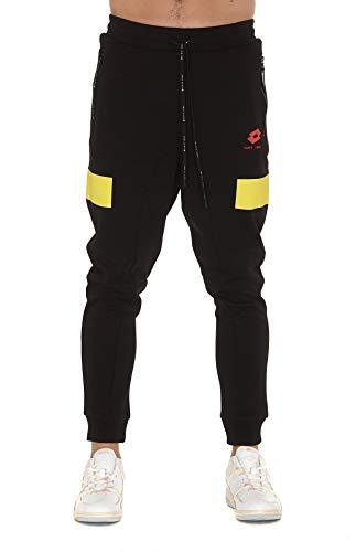 Damir Doma Men's Cfm0015j280599 Black Polyester Joggers