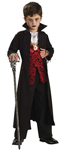Boys Vampire Costume (Royal Vampire Costume, Large)