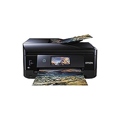 Epson Expression Premium XP-830 Inkjet Multifunction Printer - Color - Copier/Fax/Printer/Scanner - 5760 x 1440 dpi Print - Automatic Duplex Print - 4800 dpi Optical Scan - (Certified Refurbished)