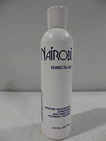 Amazon Com Nairobi Humecta Sil Moisture Replenishing Conditioner Standard Hair Conditioners Beauty