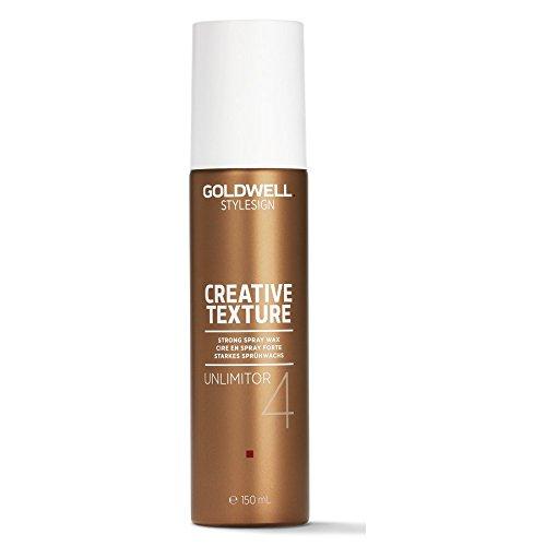 Goldwell Stylesign Creative Texture Unlimitor 150 ml Starkes Sprühwachs für alle Haartypen
