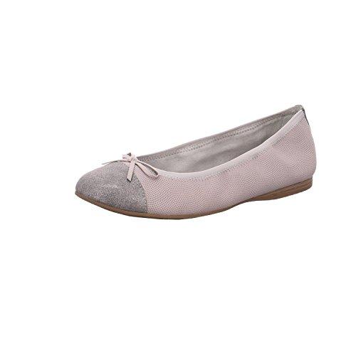 Tamaris Dames 22129 Gesloten Ballerinas Cloud Struct.