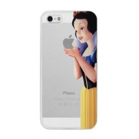 coque blanche neige iphone 7