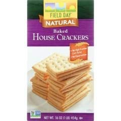 Baked House Natural Crackers (12-16 OZ) Baked House Natural Crackers