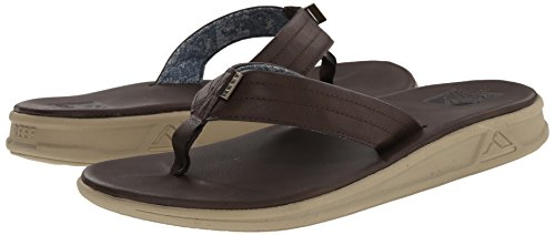 Pictures of Reef Men's Rover SL Sandal Brown Brown 4