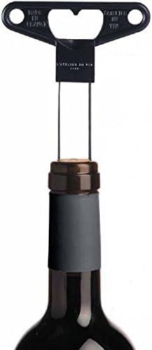 Compra LAtelier du Vin 095223-0 Sacacorchos Bilame específico, Metal, L 21 cm x l 14 cm x h 0, 5 cm en Amazon.es