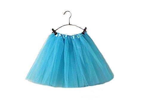 Robe Danse GGTFA Jupe Ballet De Bleu Tulle Adulte Tutu De Jupon EwRqwHzx