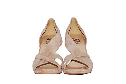 Sandali donna in pelle per l'estate scarpe RIPA shoes made in Italy - 50-36953