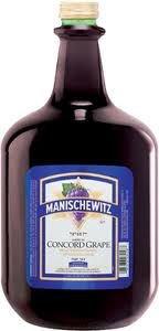 Manischewitz Concord Kosher Wine, Red Blend, 3000 (3000 Wine)