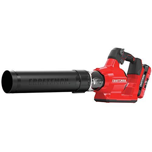 Blower Craftsman Vacuums - Craftsman V60 Cordless Leaf Blower (CMCBL760E1)