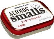 Altoids Small S Mints - Altoids Mints - Smalls Peppermint Sugar Free .37 Oz Tins