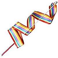1 x Cintas de baile de cintas de colores infantiles Gimnasia de rock