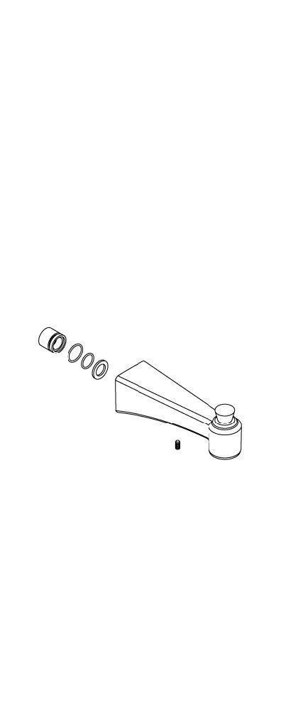 KOHLER 1065334-BN PART, Vibrant Brushed Nickel by Kohler