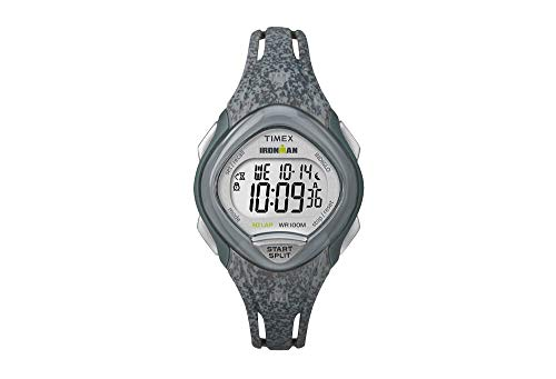 - Timex Women's Ironman¿ 30-Lap Mid Size Sleek Core Grey One Size
