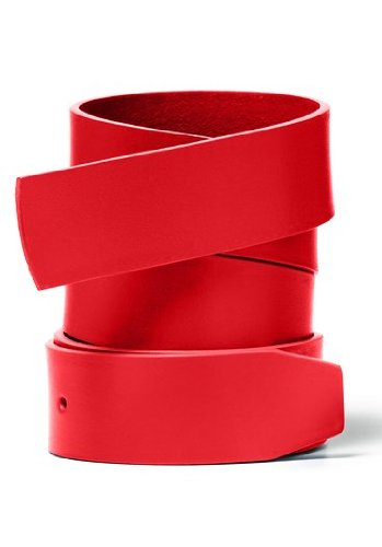 Oakley Leather Men's Strap Belt Accessories - Red Line for sale  Delivered anywhere in USA