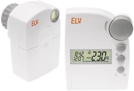 Funk Heizungsregler Thermostat Heizung Ventil Regler Heizkörperthermostat MAX