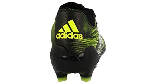 adidas adizero Malice FG - Botas de rugby para Hombre, Negro - (NEGBAS/NEGBAS/AMASOL) 42