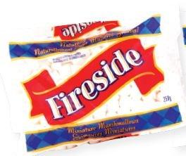 Fireside Mini Marshmallows (24 x 250 g) -13Lbs by Dylmine Health