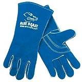 Memphis 4600 Blue Beast Premium Welding Gloves Large (12 Pair)