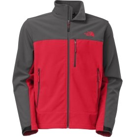 The North Face Red Bionic Jacket - 1