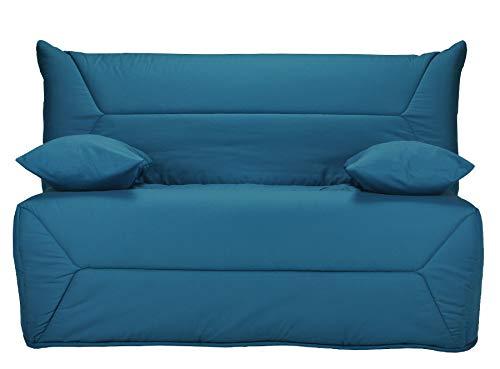 Kasalinea BZ - Sofá sin cajón, Color Azul: Amazon.es: Hogar